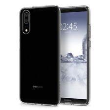 Spigen Liquid Crystal Schutzhülle Case stoßfeste Handyhülle für Huawei P20 Clear