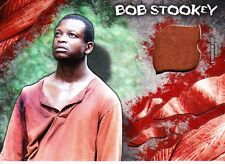 The Walking Dead Survival Box Costume Relic Lawrence Gilliard Jr As Bob Stookey