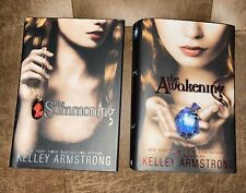 Kelley Armstrong Books (2 Hardcover)