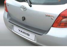 RGM Rear Black Bumper Protector For Toyota Yaris 2006 - 2008