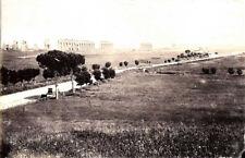 1881 ALBUMEN OF CAMPAGNA AQUEDUCT - ROME, ITALY --NO LONGER EXISTS