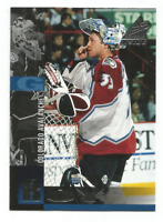 1997-98 Pinnacle Inside #37 Patrick Roy Colorado Avalanche