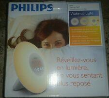 Philips HF3500/60 Wake-Up Light, White. *Open Box*