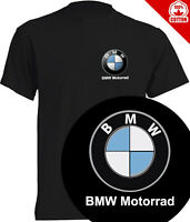 CAMISETA BMW MOTORRAD MOTEROS RACING CARS SPORT MAGLIA UOME T-SHIRT HOMBRE