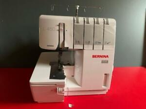 Bernina L 450 / Overlockmaschine (Vorführmaschine) inklusive Zubehör