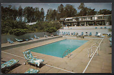 Hampshire Postcard - Swimming Pool, Forest Mere, Liphook   MB424
