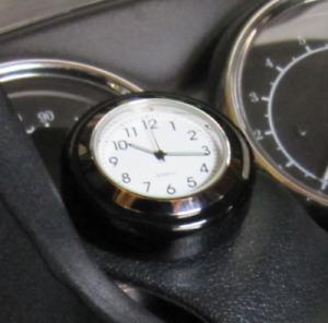British Made VerSa Darkside Billet Casing with White Clock