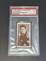 1938 Churchman #11 Al Delaney Boxing Personalities PSA 7 NM