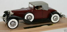 SOLIDO 1/43 SCALE - 55 - 1929 CORD L 29 - DARK RED