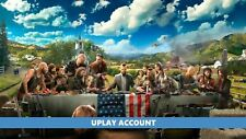 FAR CRY 5 FULL GAME MULTILANGUAGE UPLAY ACCOUNT ⭐INSTANT DELIVERY⭐