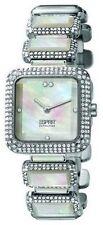 Rechteckige Esprit Armbanduhren mit Glanz-Finish für Erwachsene