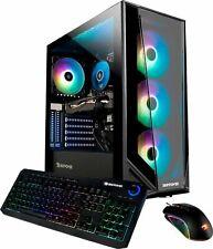 iBUYPOWER Gaming Desktop i7-10700F 16GB NVIDIA GeForce GTX 1660Ti 1TB 480GB SSD