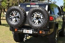 OUTBACK ACCESSORIES WHEEL CARRIER, TOYOTA FJ CRUISER, 4WD, AUSTRALIAN MADE