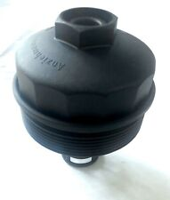 Fits; Volkswagen Audi Oil Filter Cover Cap Factory OE 021115433B FREE SHIPPING