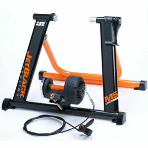 Jetblack M5-Pro - Magnetic Bike Bicycle Trainer With Sqr Fit System + App