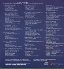 rare INSTRUMENTAL CD slip CARAVELLI Hugo Montenegro RAY CONNIFF henry mancini