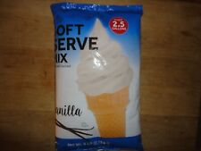 Clabber Girl Vanilla Soft Serve Ice Cream Mix 6 Lb