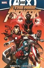 New Avengers A vs X Volume 4 by Michael Bendis Deodato 2013 TPB NEW!
