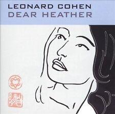 Dear Heather by Leonard Cohen (Vinyl, May-2012, Music on Vinyl)