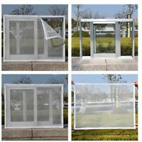 Self-adhesive Anti Mosquito Bug Insect Fly Window Screen Mesh Net Curtain