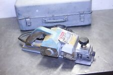 MAKITA POWER PLANER MODEL 1100 with METAL CASE