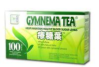 Gymnema Tea For Diabetics Caffeine Free Lower Blood Sugar 100 Teabags