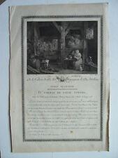 """Raucher 3 Kupferstiche aus Galerie Werk n.Teniers,+  Cats """"Alle de Wercken"""""""