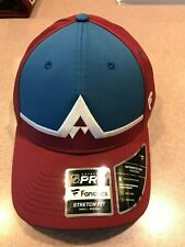 2020 Colorado Avalanche Fanatics NHL Hat Stadium Series Solid Stretch Fit Cap