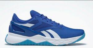 Reebok Nano Flex TR Mens Training Shoes - Blue size 11