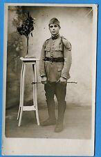 CPA Photo: Soldat du 12° Régiment de Chasseurs à Cheval