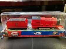 Thomas the tank engine  TRACKMASTER TRAIN  James 【Compatible with all Tracks】new