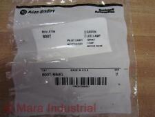 Allen Bradley 800T-N64G Green Led Lamp 800TN64G