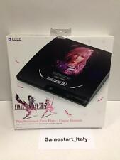 FINAL FANTASY XIII-2 FACEPLATE - FOR SONY PS3 SLIM - NEW - VERY RARE - HORI