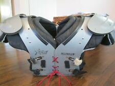 """DOUGLAS DESTROYER 564XL FOOTBALL SHOULDER PADS SIZE XL 23""""-24""""-ONLY PAIR ON EBAY"""