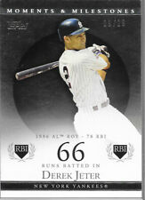2007 Topps Moments & Milestones New York Yankees - Pick Your Card!