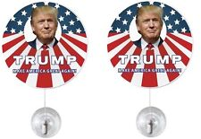 Donald Trump Window Waver Presidential Candidate Promotional Sign