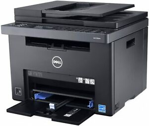 Dell C1765nfw Wireless Color LED Multi-Function Printer - Spares or Repair