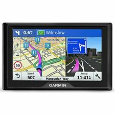 Garmin Drive 51LMT-S 5-inch Sat Nav with Lifetime Map Updates for UK and Ireland