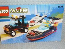 LEGO® Town Classic Bauanleitung 6596 Wave Master ungelocht BA Anleitung