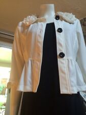 NEW NWT Womens Ladies Black Outfit Career Dress Jacket Size 12 All Categories