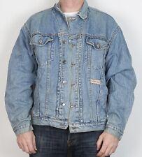 "DIESEL Vintage Denim Jacket UK Medium 40"" 42"" Blue (DCG)"