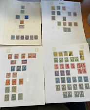 More details for colombia stamps 600+ duplication in places 1881-1966