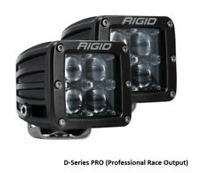 Rigid Industries D-Series PRO Hyperspot Specter Optics - Surface Mount Pair