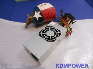 NEW TFX0250D5W 400W Dell Inspiron 530s 531s Bestec Power Supply Replace TC40.12