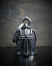 Deluxe Cross Wing Ride Bell a Guardian to Protect against Motorcycle Gremlins