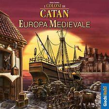 I Coloni di Catan: Europa Medievale  - Gioco da Tavolo - Italiano, Nuovo