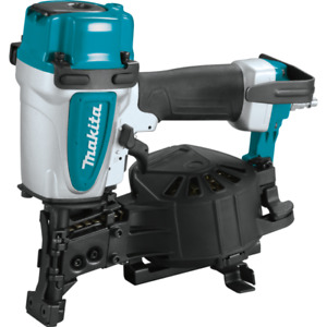 Makita AN454 15 Degree 1-3/4 inch Roofing Coil Nailer New