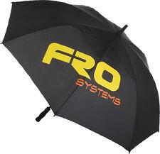 Fro Systems Tornado Regenschirm-schwarz, Storm Proof