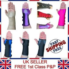 LTG Neoprene Wrist Support Brace Splint Carpal Tunnel Sprain Strain Arthritis