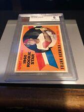 1960 Topps Frank Herrera RC BVG 6